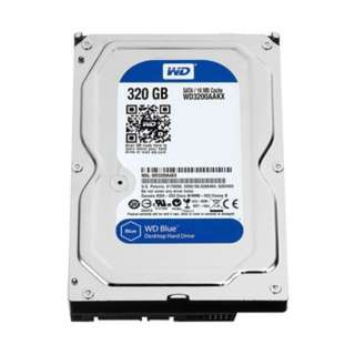 Western Digital 320 GB Blue