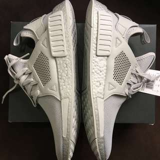 adidas NMD_XR1 Triple Grey