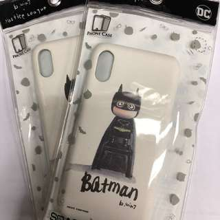 B WING JUSTICE LEAGUE IPHONE X CASE BATMAN