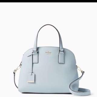 BN MAISE Cameron Street Lottie Handbag Shimmering Blue