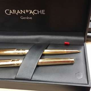 CaranDAche Pencil and Pen