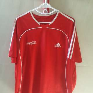 Coca-Cola x Adidas Football Practice Jersey