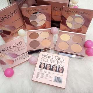 Highlighter Kissbeauty 4 in 1