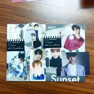 Unsealed Seventeen Director's Cut - Plot & Sunset ver