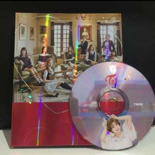Twice Signal (Chaeyoung CD Plate)