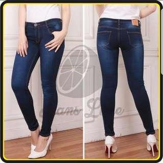 skinny jeans strech