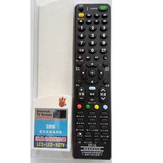 Remote Control for Sony LCD LED TV