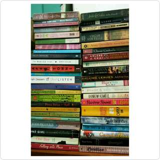 Assorted Books (1/3)