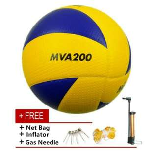 Mikasa MVA 200 Volleyball Volley Ball Size 5