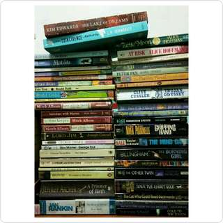 Assorted Books (2/3)