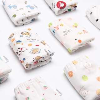 Baby 100% Cotton Underwear