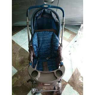 Baby Stroller (Baby 1st color blue)
