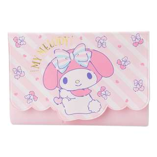 Japan Sanrio My Melody Passbook & Card Case (Heart Cherry)