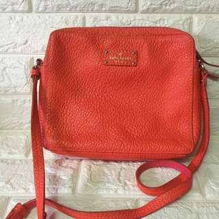 Authentic Kate spade ipad crossbag