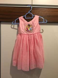 NEW Disney Princess dress