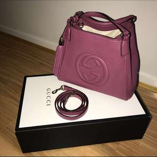 Gucci Soho Tassel SOLD OUT bag