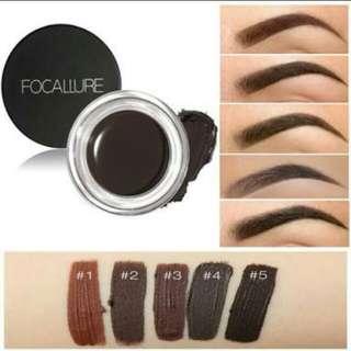 READY focallure eyebrow eye brow cream creme pomade