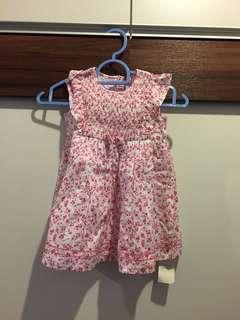 NEW George baby dress