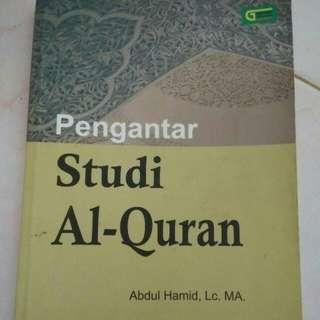 Pengantar study Alquran