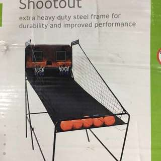 SHOOT OUT GAME imported