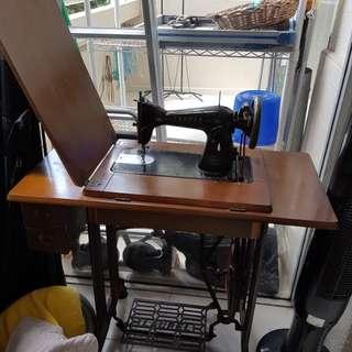 Laurel Antique Sewing Machine