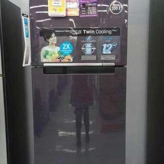 Miliki kulkas Samsung Twin Cooling