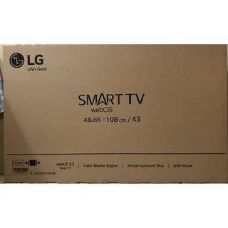 "43"" FHD Smart TV LJ55 Series"