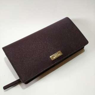 Kate spade 銀包 long wallet