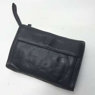 clutch CAPACCI leather good