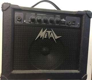Electric Guitar Audio Amplifier 電子結他擴音喇叭