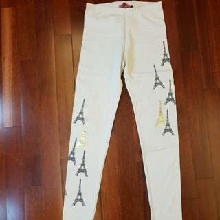 Legging Cream