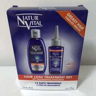 Natur Vital Hair Loss Treatment
