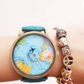 Map of the World Watch
