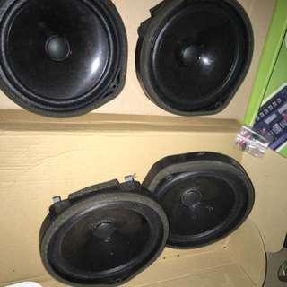 Honda Odyssey standard car speaker