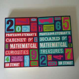 Professor Stewart's Cabinet and Hoard Maths