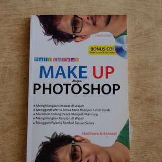 Make up photoshop
