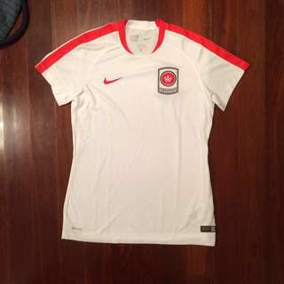 Western Sydney Wanderers W-league shirt