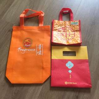Eco bag fragrance Orange CNY Bag