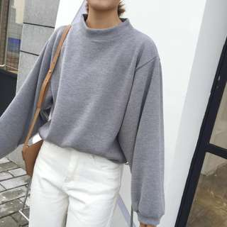 《PO #117》Women Pullover Sweatshirt