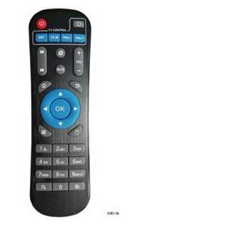 Brand New MBox Android Remote Controller ( MXQ T95 T95M M8X Tx3 Tx5 Tx8 Etc)