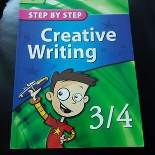 P3&p4 step by step creative writing. Composition. Interesting opening to impress marker.