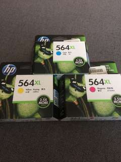 HP 564XL Printer Ink