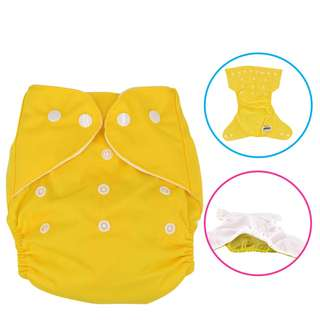 Baby Washable Cloth Diaper