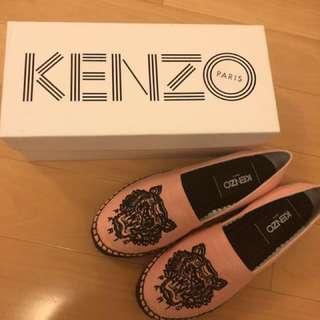 Kenzo 全新 草鞋 唔係Chanel Hermès 95%new