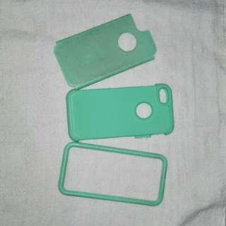 Blue Green iPhone 5/5c/5s Case