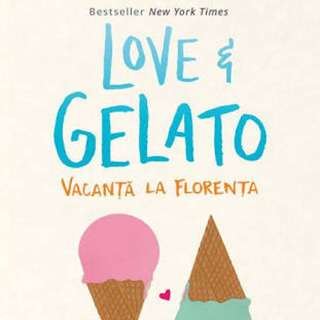 Ebook- Love and Gelato