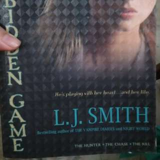 The Forbidden Game by LJ Smith