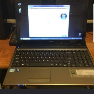 ACER 5750 88% NEW