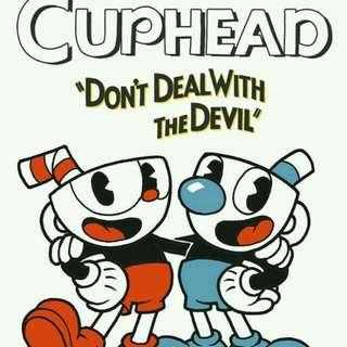 Cuphead Steam Code