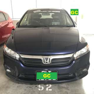 Honda Stream CHEAPEST RENT FOR Grab/Uber